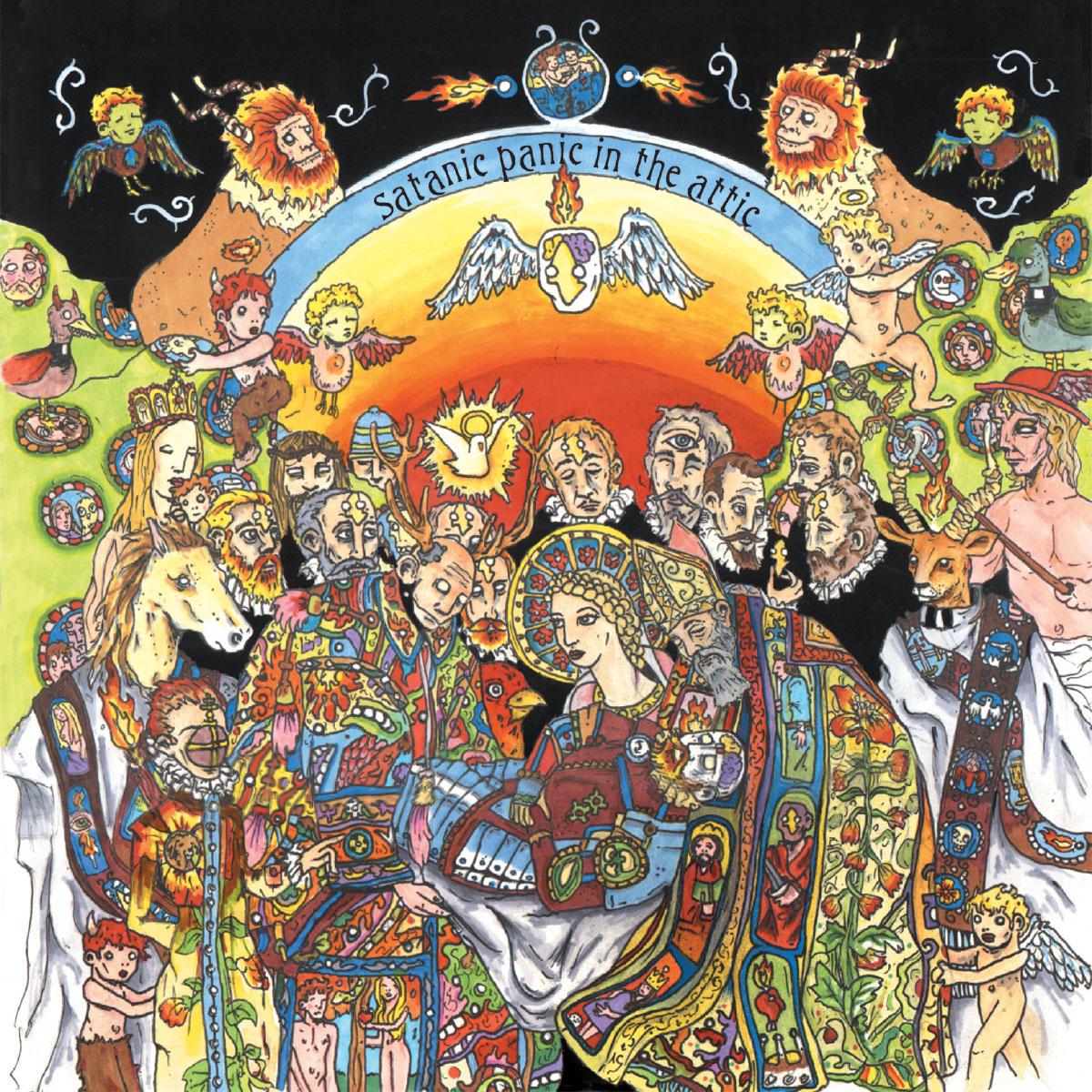 Satanic Panic in the Attic - Of Montreal