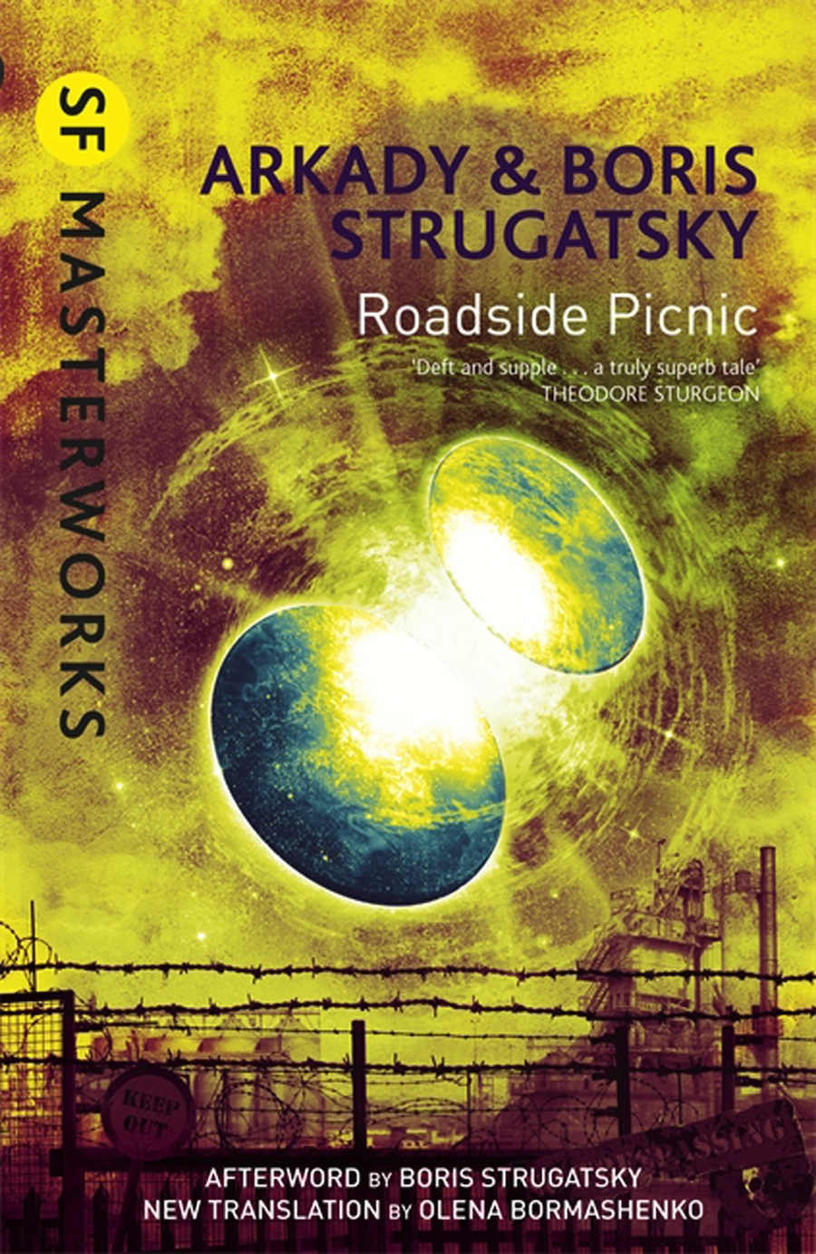Roadside Picnic, Arkady and Boris Strugatsky