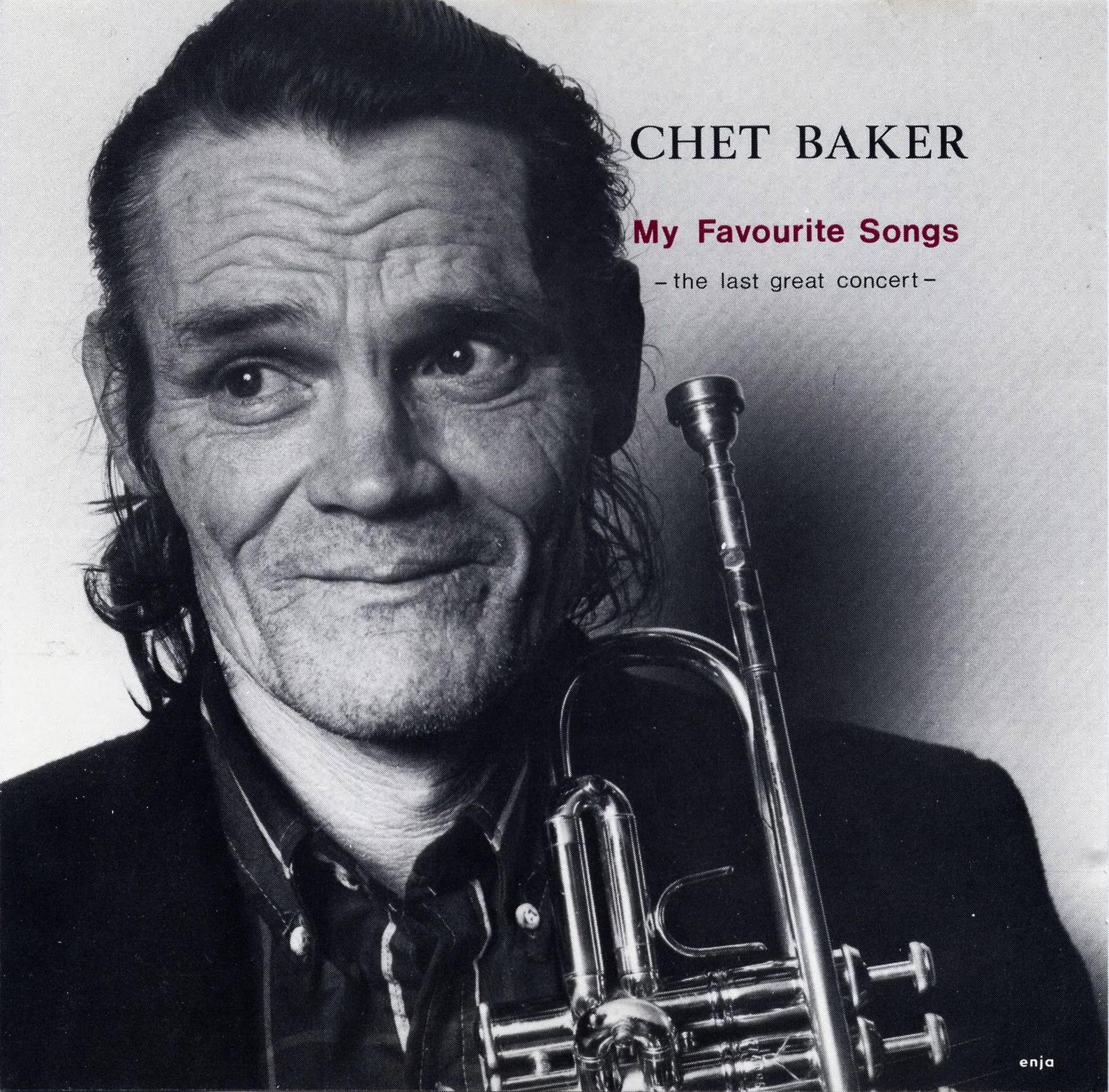 My Favourite Songs - The Last Great Concert, Chet Baker